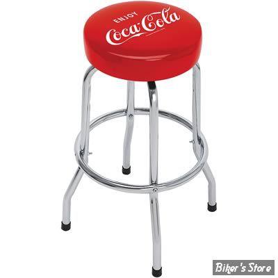 77 Coca Store Cola® Tabouret 50 Biker's mn0yNv8wO