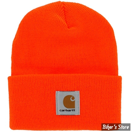 BONNET , CARHARTT , ORANGE FLUO