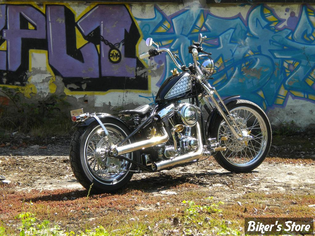 FRISCO MOTORCYCLES : Modele FEARLESS