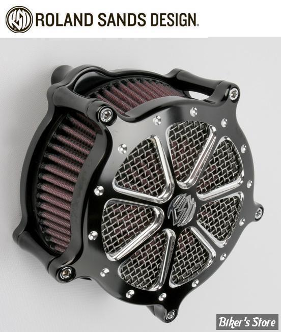 filtre a air rsd roland sands design spt 91up speed 7 platinium biker 39 s store. Black Bedroom Furniture Sets. Home Design Ideas