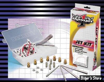 Kit DYNOJET - STAGE 1 - XLH 1200 04/06 - 8135