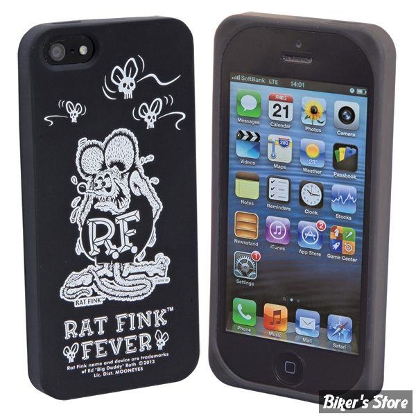 coque iphone 5 biker