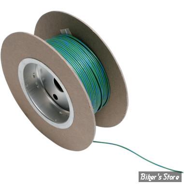 Fil electrique 18 gauge namz couleur vert - Diametre fil electrique ...