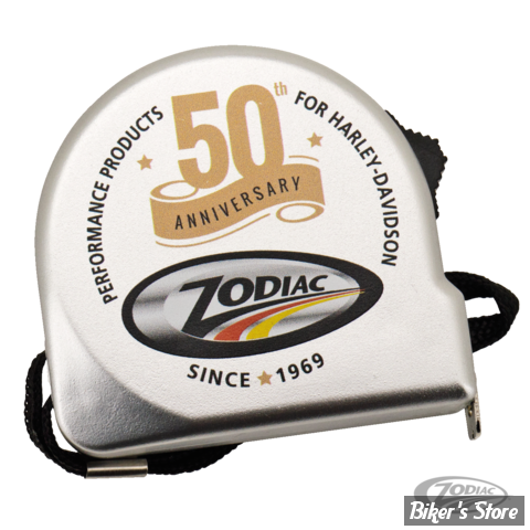METRE RUBAN - INDICATION CENTIMETRE / POUCE - Zodiac 50th Anniversary