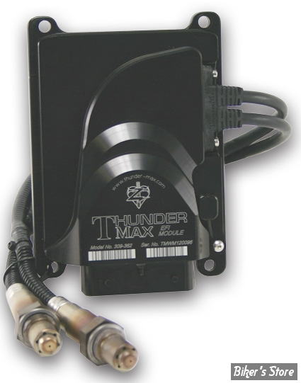 INJECTION THUNDERMAX ECM - SYSTÈME AUTO TUNE CLOSE LOOP - SPORTSTER 07/09