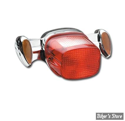 feu ar hd 73 98 custom ford 39 39 custom chrome biker 39 s store. Black Bedroom Furniture Sets. Home Design Ideas