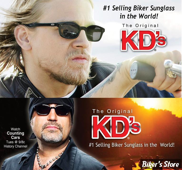 0ba976c566949b LUNETTES SOLEIL - KD S - chez BIKER S STORE - Biker s Store